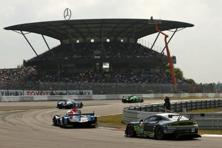 2016年WEC第4戦ニュルブルクリンク6時間レース