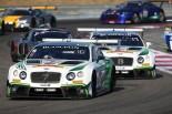 7号車と8号車、2台のベントレー・コンチネンタルGT3を走らせるベントレー・チームMスポーツ