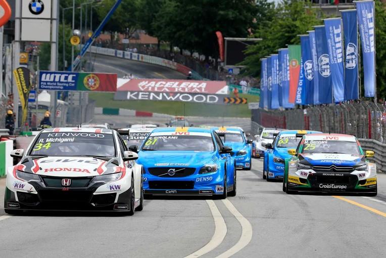 海外レース他 | WTCC:ポルトガル初導入のジョーカーラップをドライバーが賞賛。レースが「より戦術的に」