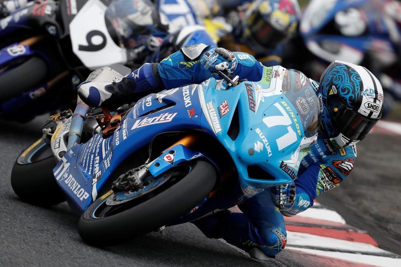 Team KAGAYAMA 2017全日本ロードレース第5戦オートポリス レースレポート