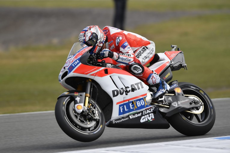 MotoGP   MotoGP:ランキングトップのドビジオーゾ。「常にチャンピオンシップを意識している」