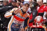 MotoGP | MotoGP:3位争いを制したマルケス「チャンピオンシップを考えてペースを緩めた」
