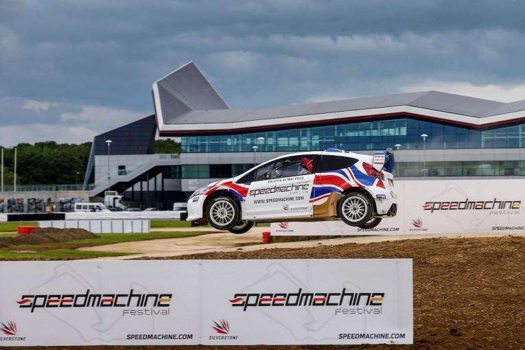 ラリー/WRC | 世界ラリークロス:シルバーストンの新トラック公開。「攻め甲斐がある」とヒルボネンも絶賛