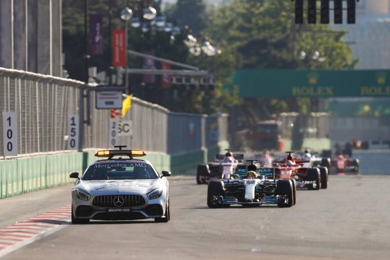 F1 | 「F1セーフティカー後のリスタートは極めて危険」。ドライバーが対策を望む