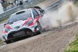 ラリー/WRC | WRC:トヨタ、雨のポーランドでラトバラ4番手。ラッピのエンジン不調は「原因をほぼ把握」