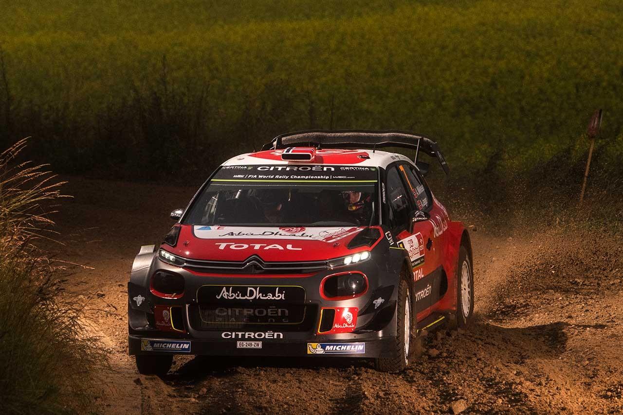 WRC:ミケルセン、第10戦ドイツにもシトロエンから参戦決定。トヨタらとの交渉も継続