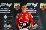 海外レース他 | プレマ・セオドールレーシング 2017イタリアンF4第3戦バレルンガ レースレポート