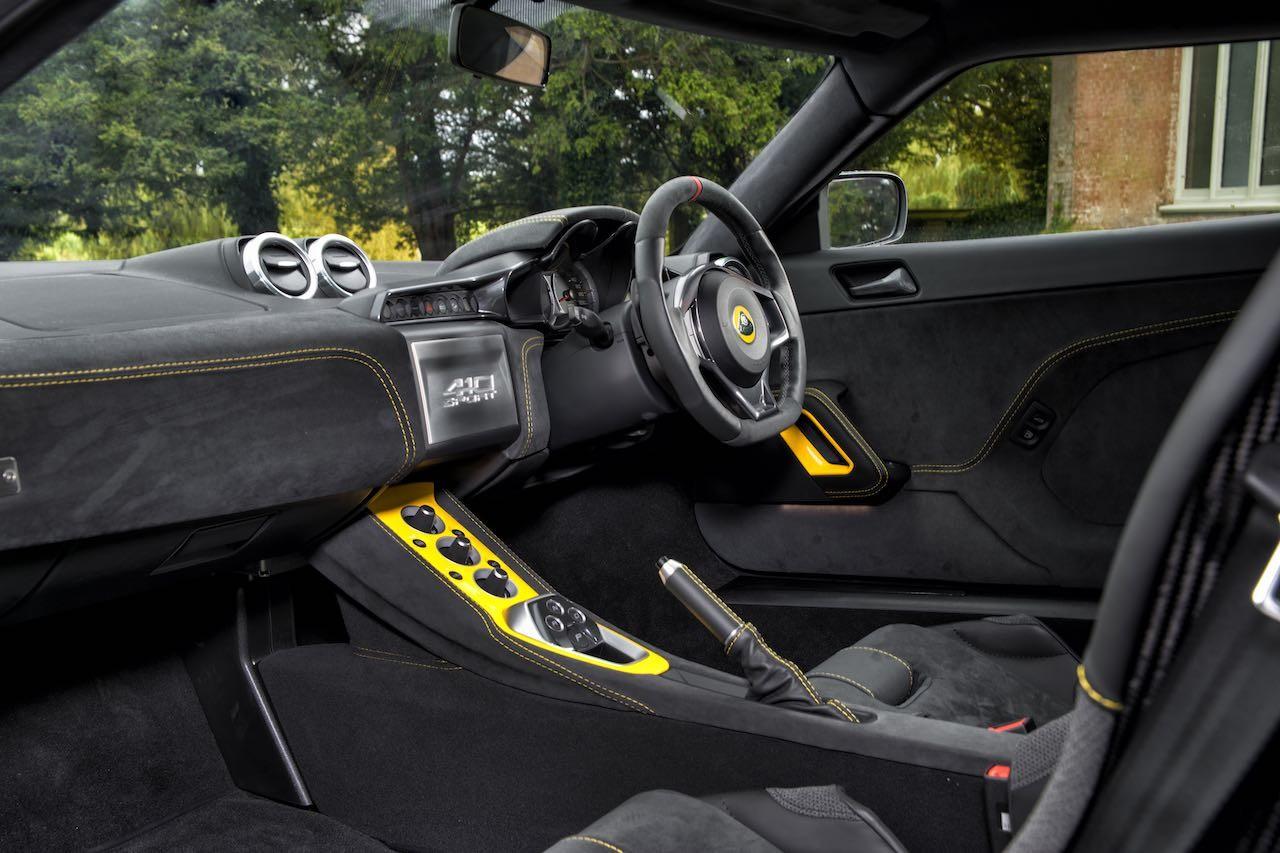 『エヴォーラ・スポーツ410 GP EDITION』追加など、ロータスが全ラインナップ刷新