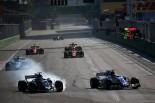 F1 | ハースF1のブレーキに悩まされ続けるグロージャン、異なるブレーキングスタイルを模索中