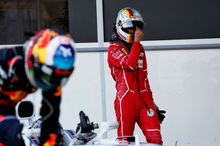 F1 | ベッテルの行為を咎めるロス・ブラウン、「強い熱意」は称賛
