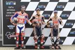 MotoGPドイツGP予選トップ3