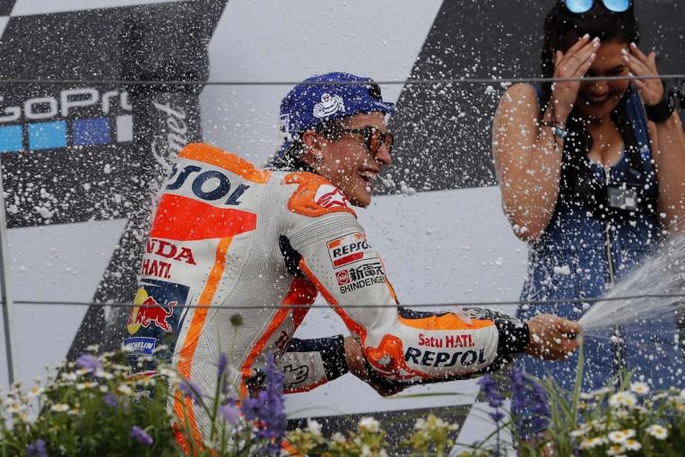MotoGP | MotoGPドイツGP決勝:マルケスが8年連続ポール・トゥ・ウイン。サテライトのフォルガーが母国で初表彰台