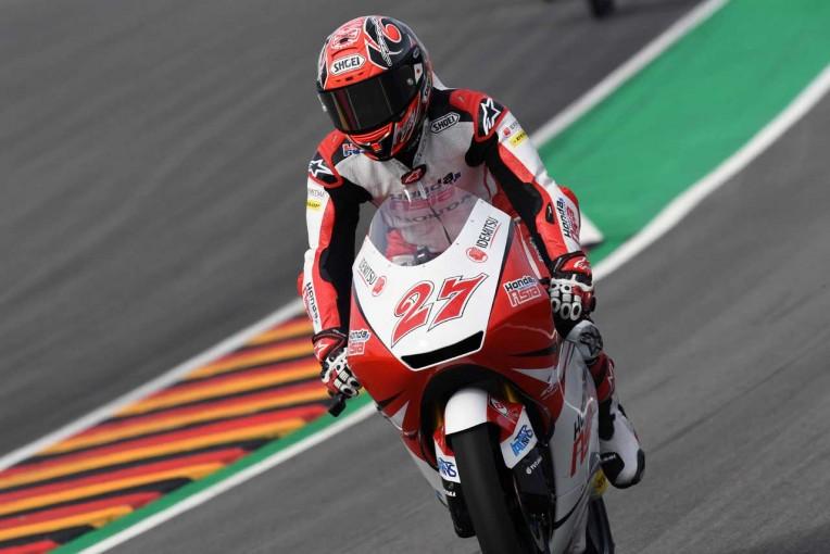 MotoGP | ホンダ・チーム・アジア 2017MotoGP第9戦ドイツGP 予選レポート