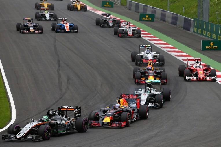 F1 | F1オーストリアGP 20人のタイヤ選択発表。マクラーレンはウルトラソフト重視