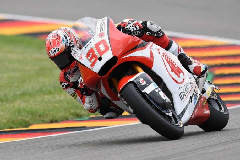 MotoGP   イデミツ・ホンダ・チーム・アジア 2017MotoGP第9戦ドイツGP 予選レポート