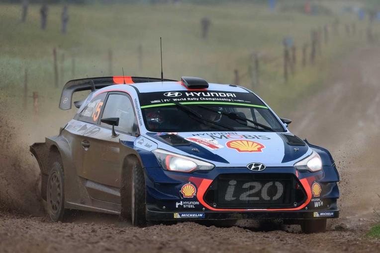 ラリー/WRC | ヒュンダイが2017年シーズン3勝目/【順位結果】世界ラリー選手権第8戦ポーランド 暫定総合