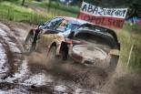 ラリー/WRC | WRC:トヨタ、タフなポーランド戦で総合10位。ハンニネン「挑戦しがいのある週末だった」