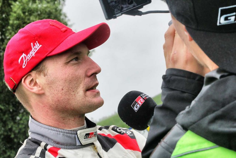 ラリー/WRC | ラトバラ「次戦以降もライバルと対等に戦えるという自信を得た」/WRC第8戦ポーランド デイ4コメント