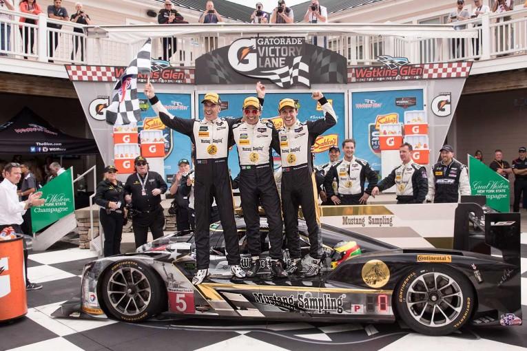 ル・マン/WEC   IMSA第6戦:ラスト10分の再逆転。5号車キャデラック執念の勝利。NSX GT3がGTDクラス2連勝