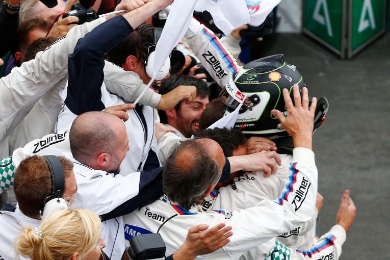 海外レース他 | DTM第8戦ノリスリンク:アウアーとの接戦を制しマルタンが今季初勝利