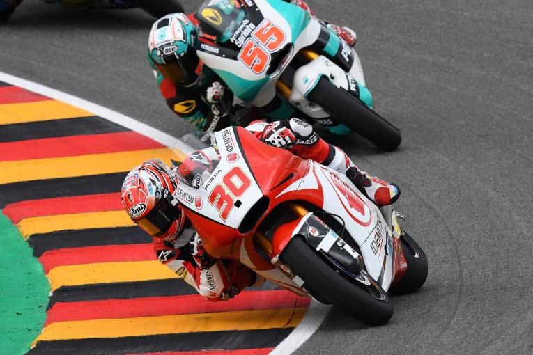 MotoGP   イデミツ・ホンダ・チーム・アジア 2017MotoGP第9戦ドイツGP 決勝レポート