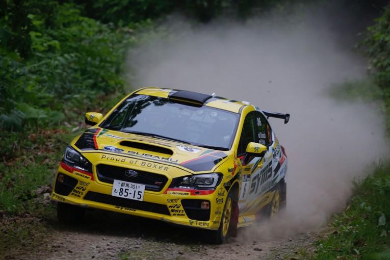 ラリー/WRC | 全日本ラリー第6戦:スバルの鎌田が2017年シーズン初優勝。勝田が総合2位