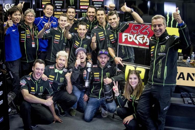 MotoGP | MotoGP:初表彰台のフォルガー、レース序盤は「ペトルッチと接触し転倒しかけた」