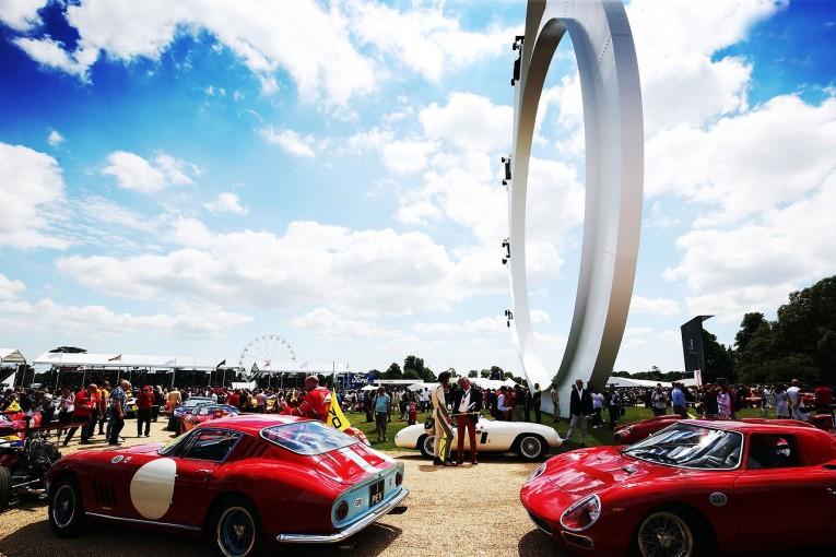 F1   モータースポーツの祭典、グッドウッド・フェスティバル・オブ・スピードに時代を彩ったF1マシンが続々登場!