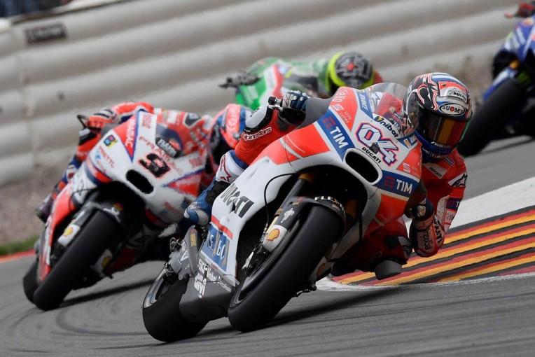 MotoGP | ドゥカティ MotoGP第9戦ドイツGP レースレポート