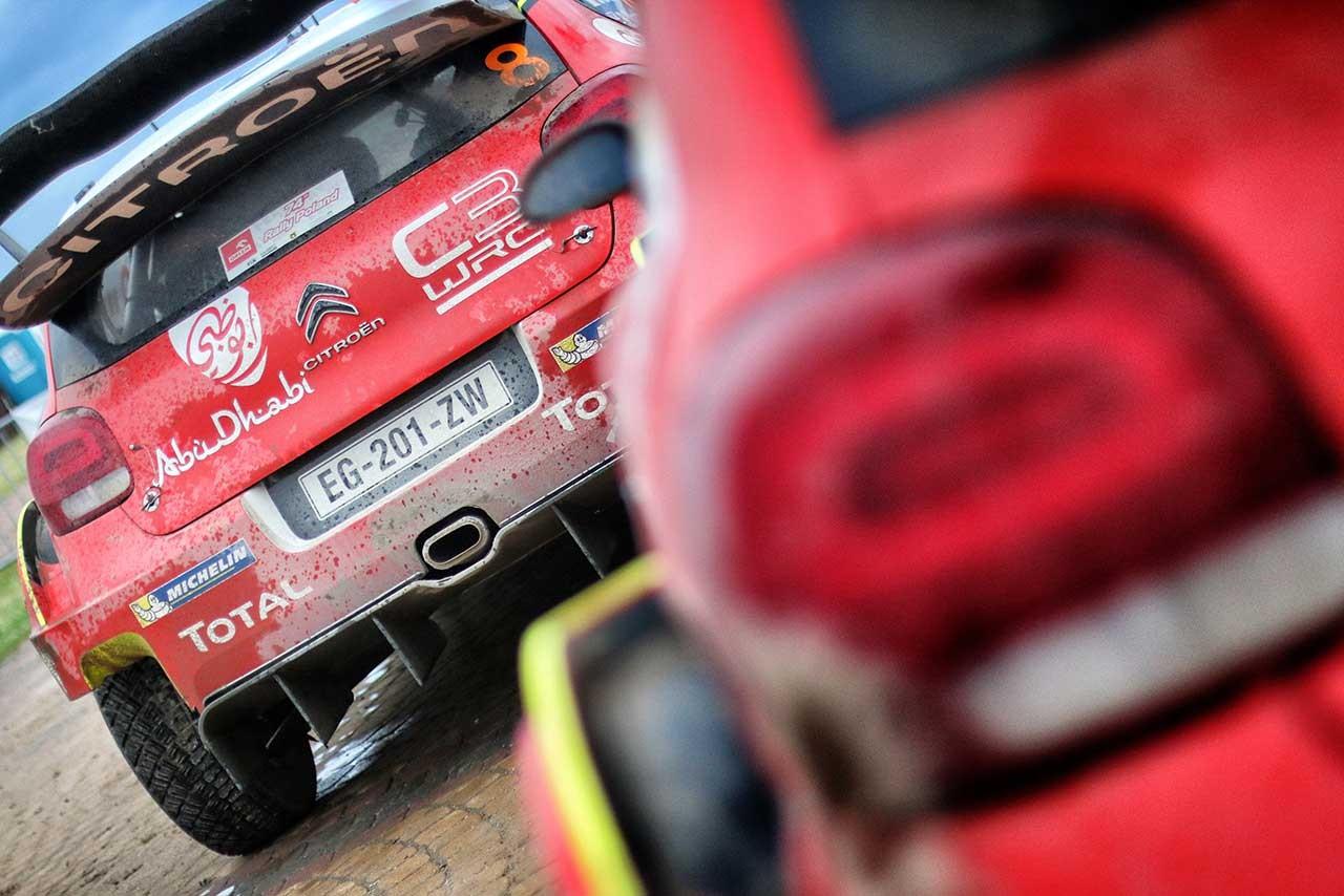 WRC:シトロエン、軸足は来シーズンに。「いくつかの改良は2018年の開幕までずれ込む」