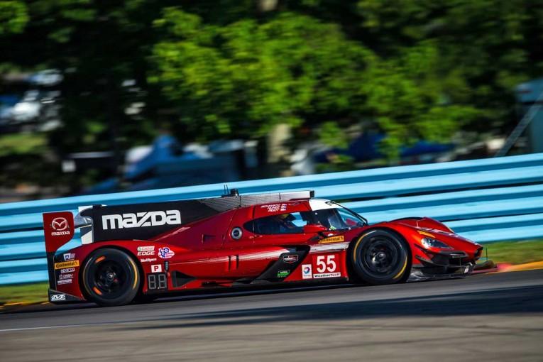 ル・マン/WEC | IMSA:55号車マツダが総合3位でチェッカー。前戦の70号車マツダに続き、2戦連続の表彰台