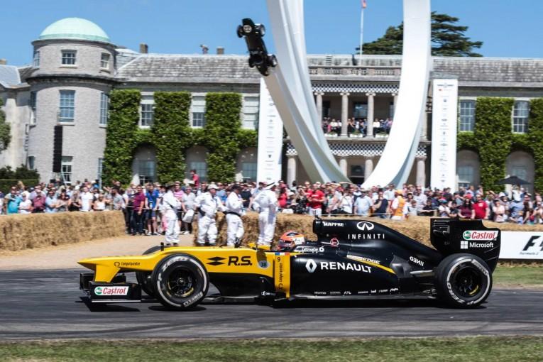 F1 | クビカ、二度のF1マシン走行で復帰に自信。「可能性は現実的にみて80〜90%」