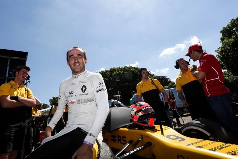 F1 | クビカ、F1復帰に向け一歩前進。ルノーでの2度目のテストが決定