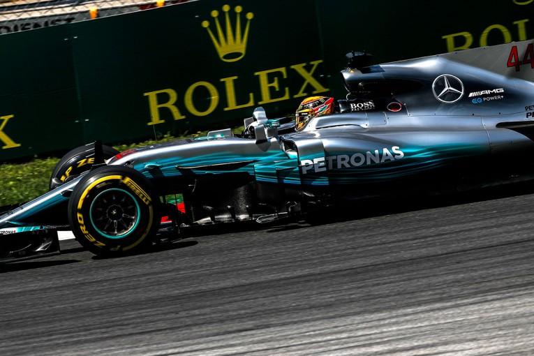F1 | F1オーストリアGP FP2:初日トップはハミルトン、僅差でベッテルが続く。アロンソも好調を維持