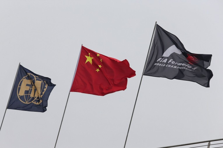 F1 | F1、中国でのプロモーション活動を強化。グランプリ2回開催も視野に