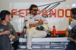 F1 | アロンソ「もちろんここからは毎戦入賞を目指す。僅差の中団争いを制したい」マクラーレン・ホンダ F1金曜