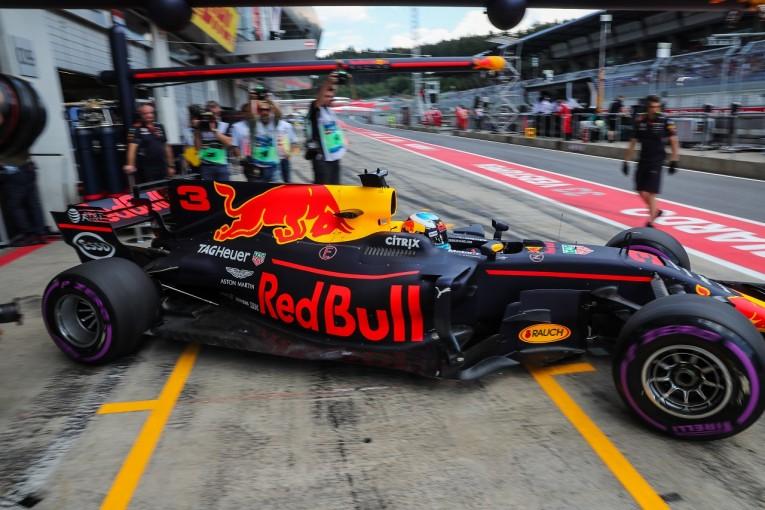 F1 | リカルド「エキサイティングな週末になりそう。首位争いに残りたい」レッドブル F1オーストリア金曜