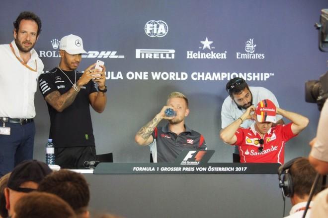 F1オーストリアGP 現地情報