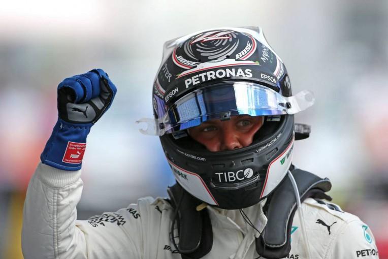 F1 | F1オーストリアGP予選:ボッタスが自身2度目のポールを獲得、アロンソは12番手