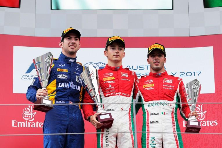 海外レース他 | 【順位結果】FIA F2第5戦オーストリア決勝レース1