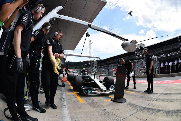 F1 | 動画:バルテリ・ボッタスのポールポジションラップ/F1オーストリアGP 予選