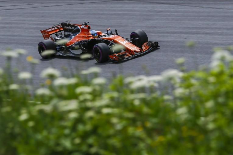 F1 | マクラーレン「予選Q3進出を実現できず悔しいが、入賞の見込みは十分ある」/F1オーストリア土曜