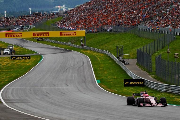 F1 | フォース・インディアF1、揃ってQ3進出も黄旗に阻まれる「新品タイヤでアタックできなかった」と嘆くオコン