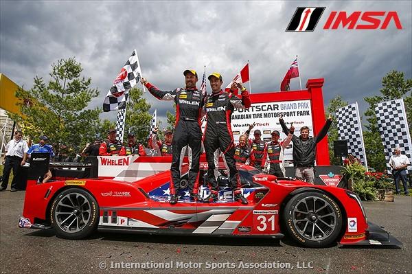 ル・マン/WEC | IMSA第7戦:波乱のレースを2016年王者が制す。ニッサンDPi&NSX GT3が表彰台獲得