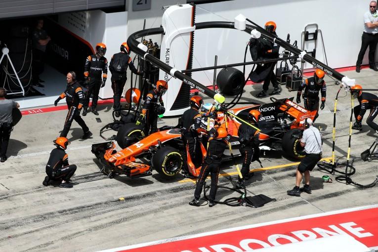 F1   ホンダ「ポイント獲得の自信があっただけに、この結果への失望は大きい」/F1オーストリア日曜
