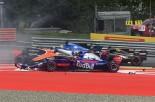 F1   マクラーレン「クビアトの愚かな行為は到底受け入れられない」/F1オーストリア日曜