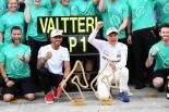 F1 | ボッタス2勝目「キャリアベストスタートが決め手に。さらに成長しタイトルを賭けて戦いたい」メルセデスF1