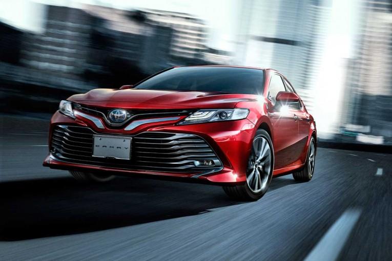 クルマ | トヨタ、新型『カムリ』の国内販売開始。プラットフォーム、パワートレインを一新
