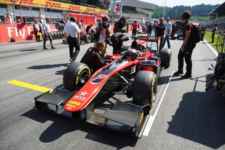 海外レース他 | FIA F2 オーストリア:崖っぷちとなった松下信治、次戦シルバーストンが正念場