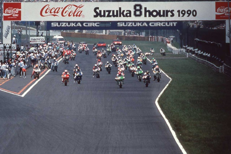 MotoGP | 鈴鹿8耐:鈴鹿8耐の優勝ライダー、平忠彦のトークショー開催が決定